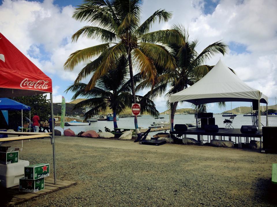 bvi wagner sailing rally 2015 at trellis bay
